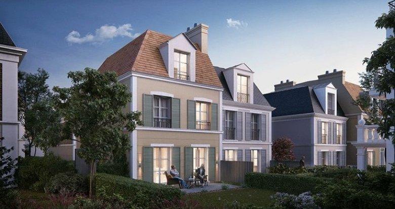 Achat / Vente programme immobilier neuf Clamart proche Bois de Clamart et centre-ville (92140) - Réf. 1564