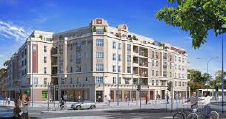 Achat / Vente programme immobilier neuf Clamart proche des commodités (92140) - Réf. 2446