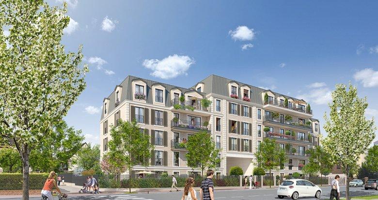 Achat / Vente programme immobilier neuf Clamart proche Paris (92140) - Réf. 1882