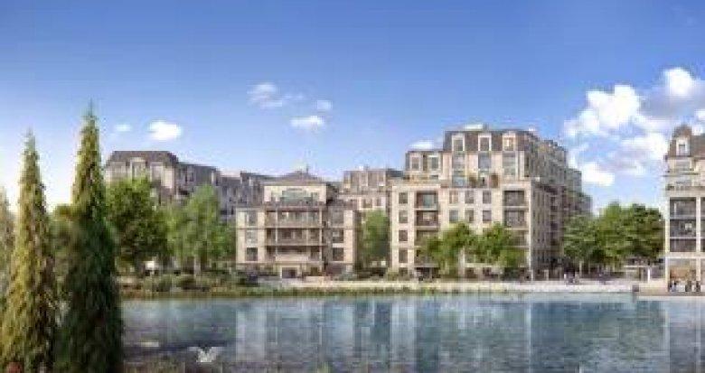 Achat / Vente programme immobilier neuf Clamart quartier Panorama (92140) - Réf. 2330