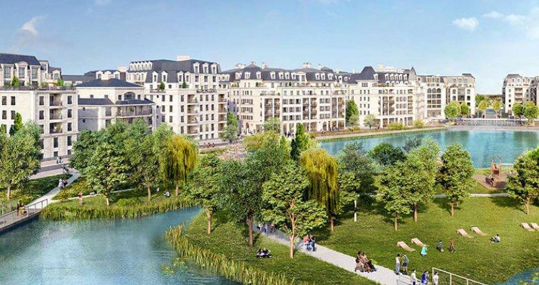 Achat / Vente programme immobilier neuf Clamart quartier Panorama (92140) - Réf. 2519