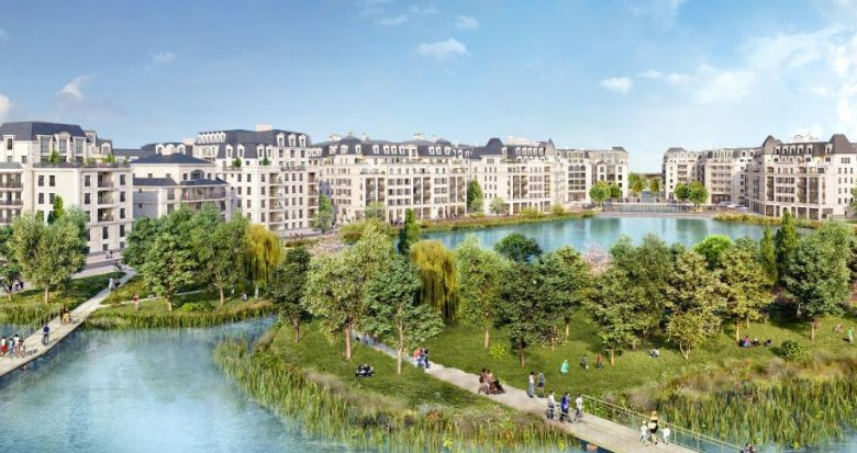 Achat / Vente programme immobilier neuf Clamart ZAC du Panorama-Clamart (92140) - Réf. 2371