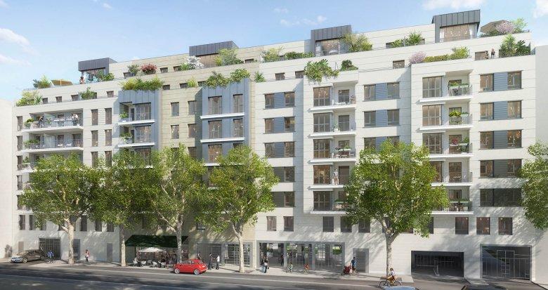 Achat / Vente programme immobilier neuf Clichy La Défense (92110) - Réf. 2581