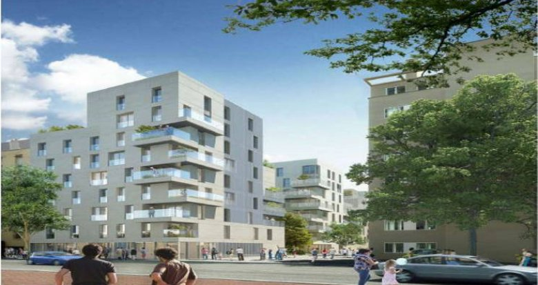 Achat / Vente programme immobilier neuf Clichy proche du centre (92110) - Réf. 3273