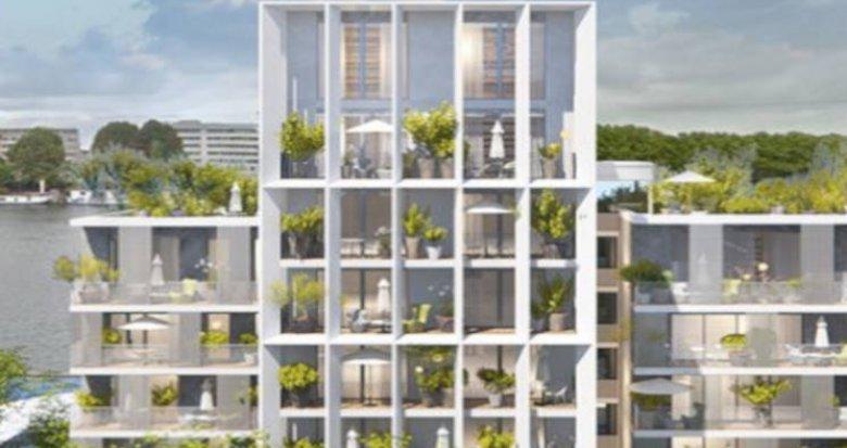 Achat / Vente programme immobilier neuf Clichy proche écoles (92110) - Réf. 3260