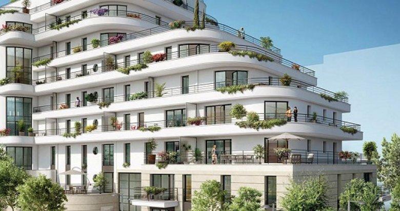 Achat / Vente programme immobilier neuf Colombes écoquartier de la Marine (92700) - Réf. 2470