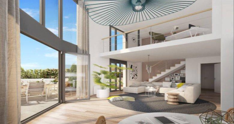 Achat / Vente programme immobilier neuf Colombes écoquartier Ovation (92700) - Réf. 3352