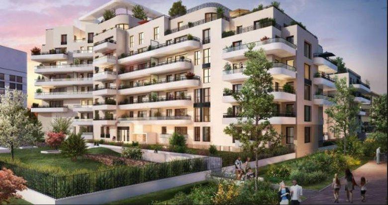 Achat / Vente programme immobilier neuf Colombes proche ligne Transilien J (92700) - Réf. 3553