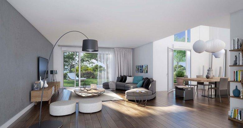 Achat / Vente programme immobilier neuf Colombes quartier des Vallées (92700) - Réf. 2904
