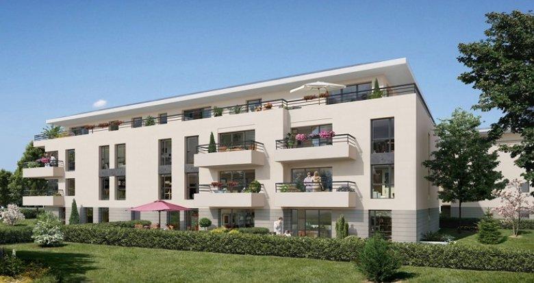 Achat / Vente programme immobilier neuf Colombes quartier pavillonnaire du Plateau (92700) - Réf. 1410