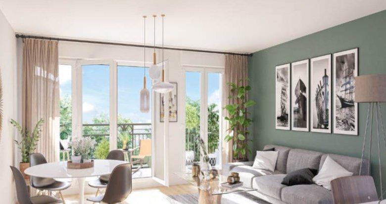 Achat / Vente programme immobilier neuf Fontenay-aux-roses centre-ville (92260) - Réf. 2920