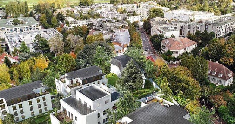 Achat / Vente programme immobilier neuf Garches cœur quartier Buzenval (92380) - Réf. 3371
