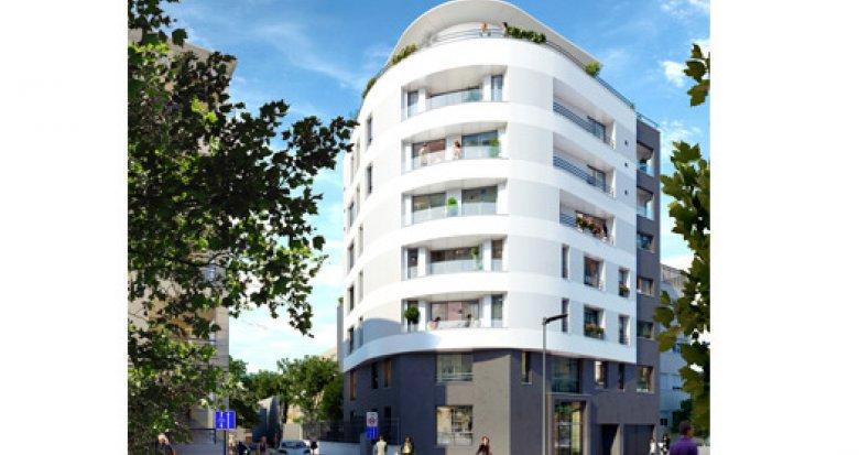 Achat / Vente programme immobilier neuf Issy-les-Moulineaux, à 400m de la station Corentin Celton (92130) - Réf. 2313