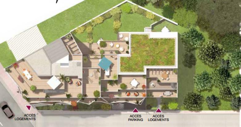 Achat / Vente programme immobilier neuf Issy-les-Moulineaux à deux pas du RER C (92130) - Réf. 275