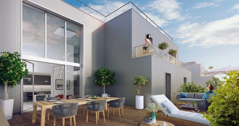 Achat / Vente programme immobilier neuf Issy-Les-Moulineaux coeur centre-ville (92130) - Réf. 3337