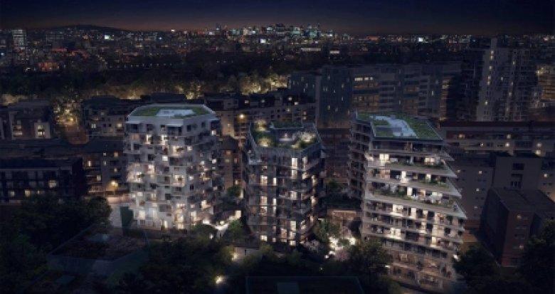 Achat / Vente programme immobilier neuf Issy-les-Moulineaux écoquartier Léon Blum (92130) - Réf. 3467