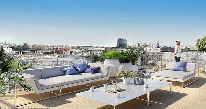 Achat / Vente programme immobilier neuf Issy-les-Moulineaux hauteurs (92130) - Réf. 830