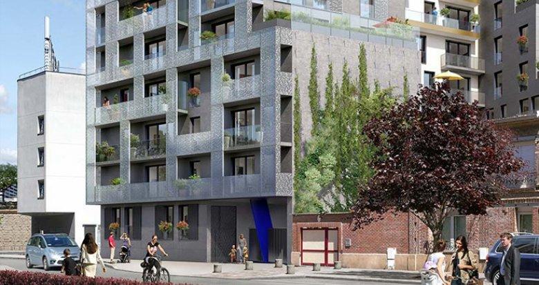 Achat / Vente programme immobilier neuf Issy les Moulineaux porte Paris 15 (92130) - Réf. 1087