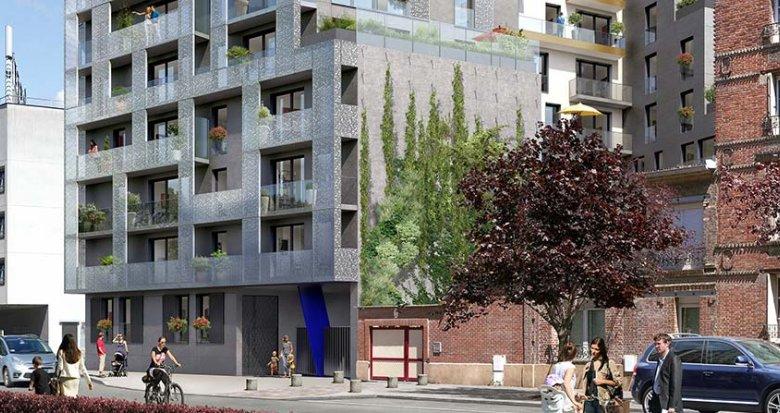 Achat / Vente programme immobilier neuf Issy-les-Moulineaux  proche écoles et transports (92130) - Réf. 1085