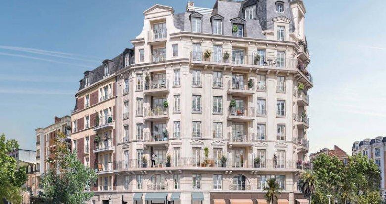 Achat / Vente programme immobilier neuf La Garenne-Colombes à deux pas de la gare (92250) - Réf. 4644