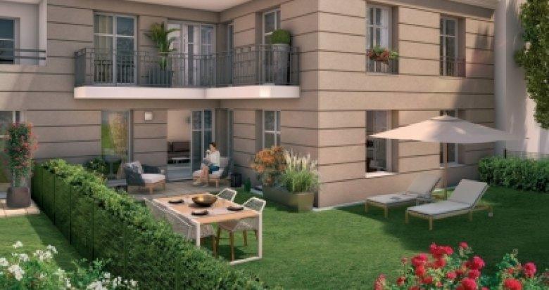 Achat / Vente programme immobilier neuf La Garenne-Colombes aux portes de Paris (92250) - Réf. 2167