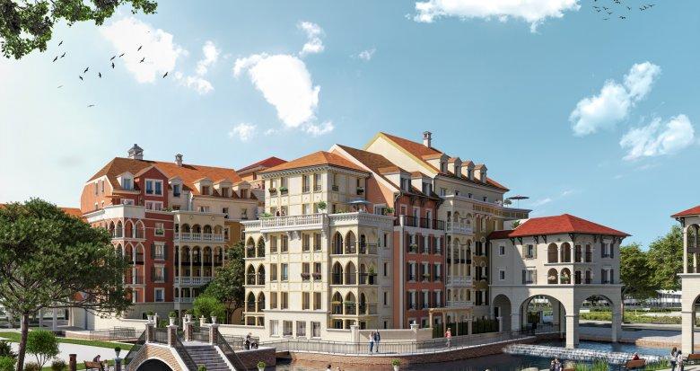 Achat / Vente programme immobilier neuf Le Plessis-Robinson nouveau quartier du Ponant (92350) - Réf. 6275