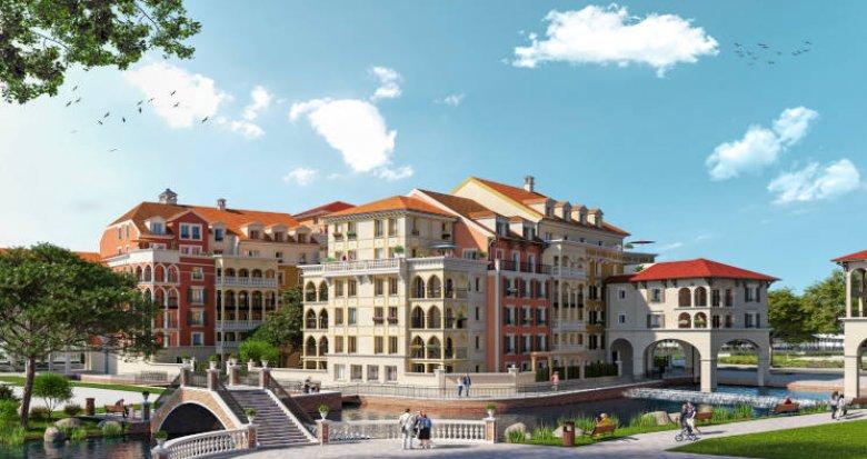 Achat / Vente programme immobilier neuf Le Plessis-Robinson nouveau quartier du Ponant (92350) - Réf. 6029