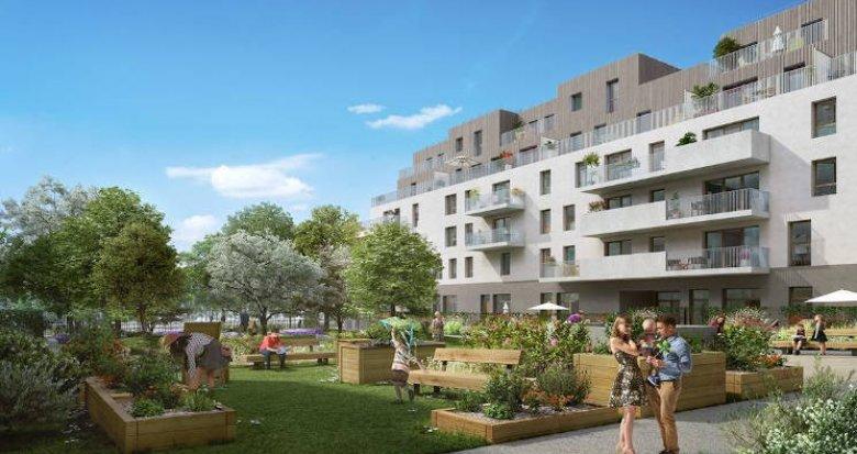 Achat / Vente programme immobilier neuf Meudon à deux pas du tramway (92190) - Réf. 4358