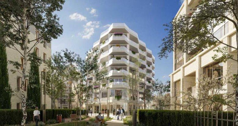 Achat / Vente programme immobilier neuf Meudon au pied du tramway T6 (92190) - Réf. 4999