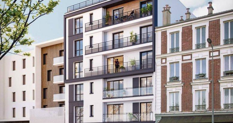 Achat / Vente programme immobilier neuf Meudon en bord de Seine (92190) - Réf. 6199