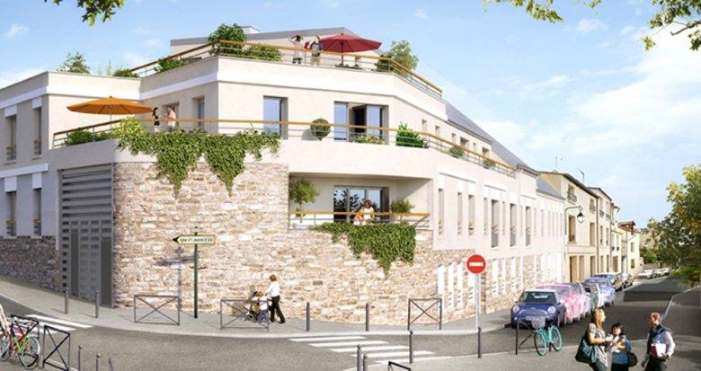 Achat / Vente programme immobilier neuf Meudon proche Centre-ville (92190) - Réf. 1186