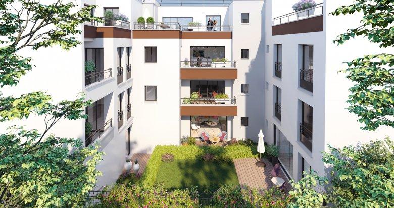 Achat / Vente programme immobilier neuf Meudon proche RER C (92190) - Réf. 1575