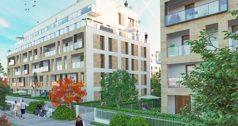 Achat / Vente programme immobilier neuf Meudon quartier My Meudon (92190) - Réf. 2438