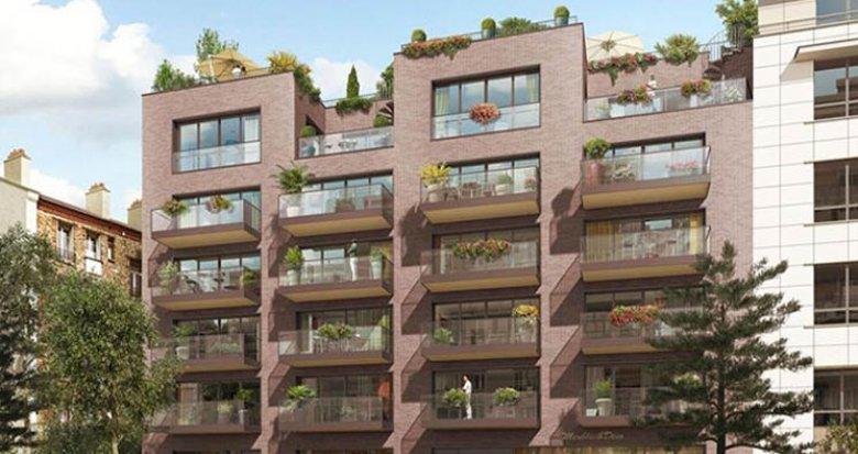 Achat / Vente programme immobilier neuf Montrouge proche métro (92120) - Réf. 2279