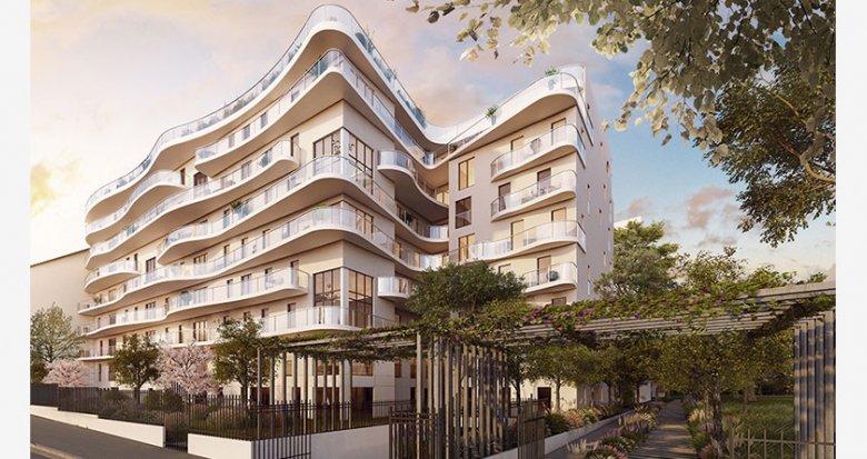 Achat / Vente programme immobilier neuf Neuilly-sur-Seine sur l'île de la Jatte (92200) - Réf. 1779