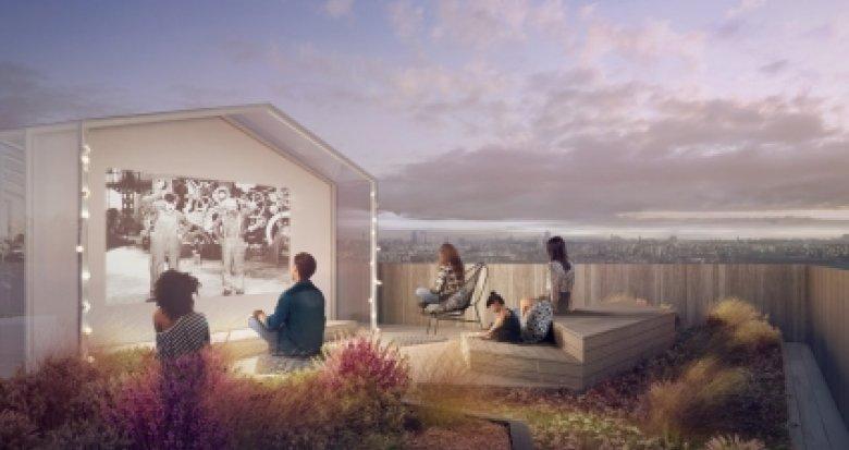 Achat / Vente programme immobilier neuf Paris 13 Rive Gauche (75013) - Réf. 2888