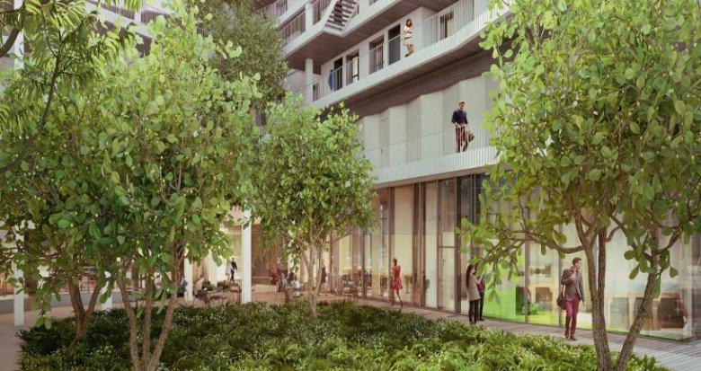 Achat / Vente programme immobilier neuf Paris 13 Rive Gauche (75013) - Réf. 2886