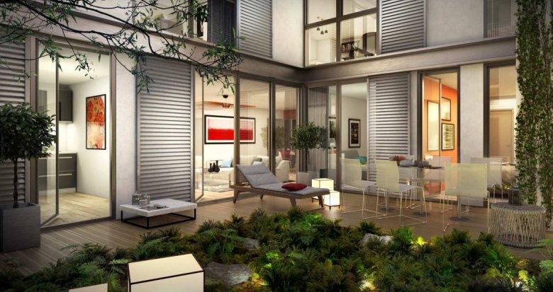 Achat / Vente programme immobilier neuf Paris 5e arrondissement à côté du Jardin des Plantes (75005) - Réf. 1958