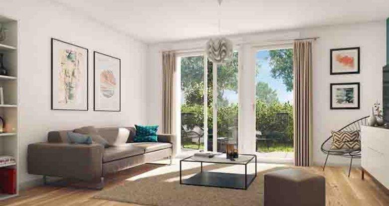 Achat / Vente programme immobilier neuf Puteaux Eco-Quartier des Bergères (92800) - Réf. 2678