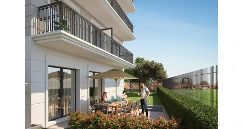 Achat / Vente programme immobilier neuf Puteaux proche mairie (92800) - Réf. 2614
