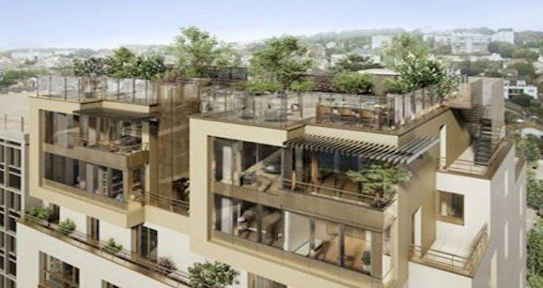Achat / Vente programme immobilier neuf Rueil-Malmaison à 400 mètres du collège (92500) - Réf. 3984