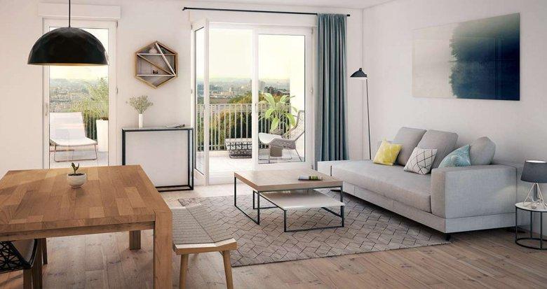 Achat / Vente programme immobilier neuf Rueil-Malmaison à deux pas du Parc de l'Amitié (92500) - Réf. 2054