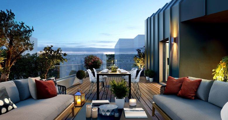 Achat / Vente programme immobilier neuf Rueil-Malmaison écoquartier de l'Arsenal (92500) - Réf. 1281