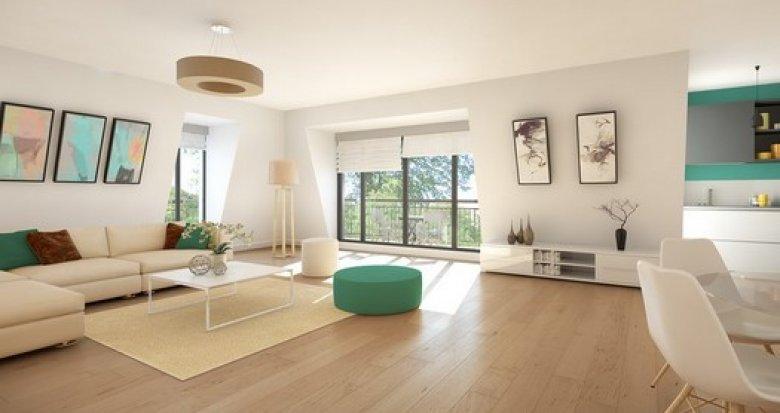 Achat / Vente programme immobilier neuf Rueil Malmaison proche centre-ville (92500) - Réf. 2019