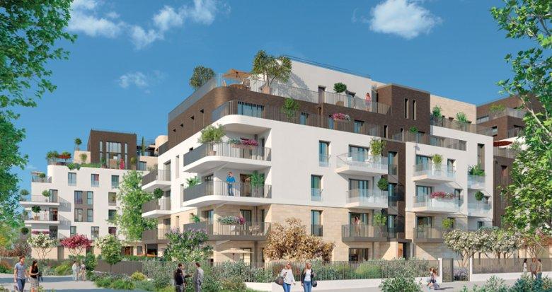 Achat / Vente programme immobilier neuf Rueil-Malmaison proche de la gare RER A (92500) - Réf. 2965