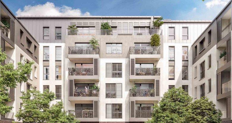 Achat / Vente programme immobilier neuf Rueil-Malmaison proche du centre-ville (92500) - Réf. 2606