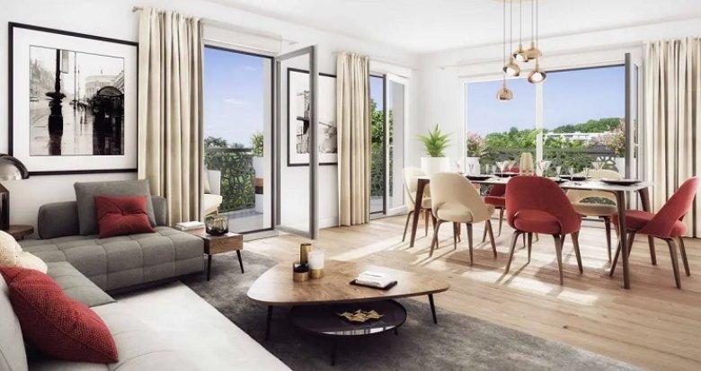 Achat / Vente programme immobilier neuf Rueil-Malmaison proche métro 15 (92500) - Réf. 4981