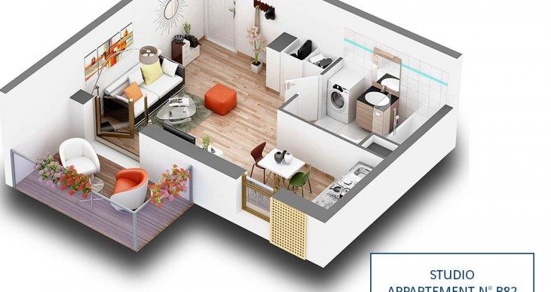 Achat / Vente programme immobilier neuf Rueil-Malmaison proche Quartier de la Défense (92500) - Réf. 1887