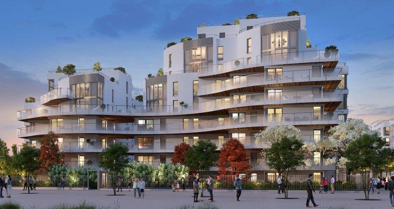 Achat / Vente programme immobilier neuf Rueil-Malmaison quartier de l'Arsenal (92500) - Réf. 2684