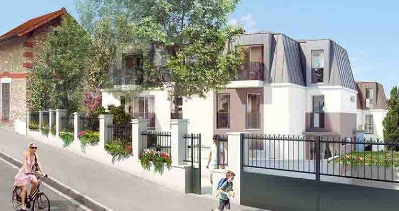 Achat / Vente programme immobilier neuf Sèvre quartier résidentiel (92310) - Réf. 2677